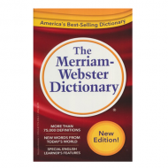 The Marriam Webster Dictionary
